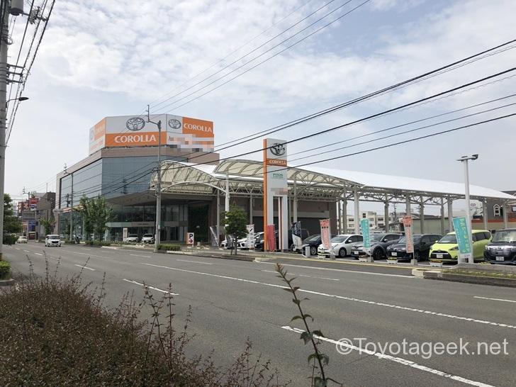 トヨタカローラ